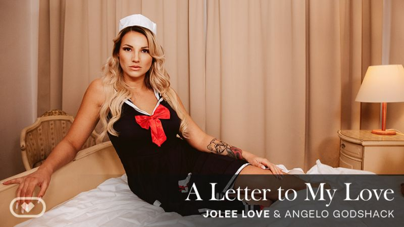 A Letter to My Love feat. Jolee Love - VR Porn Video