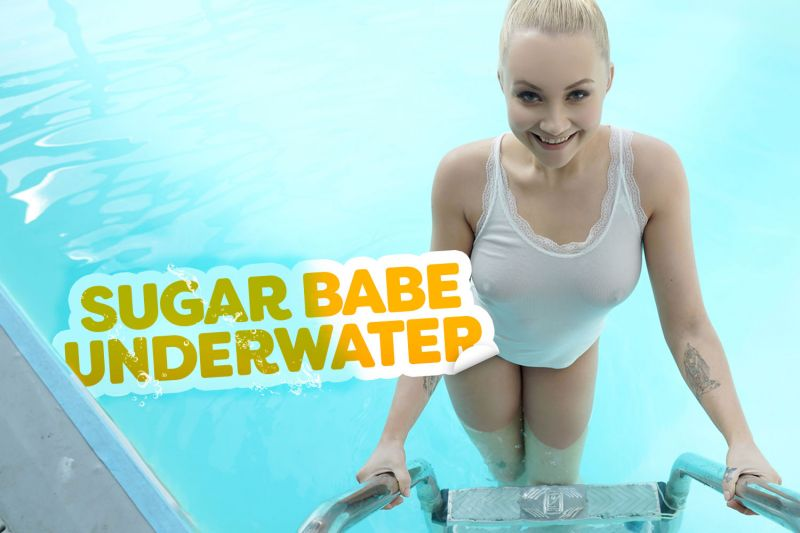 Sugar Babe Underwater feat. Marilyn Sugar - VR Porn Video