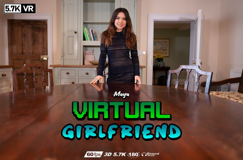 Virtual Girlfriend feat. Maya - VR Porn Video
