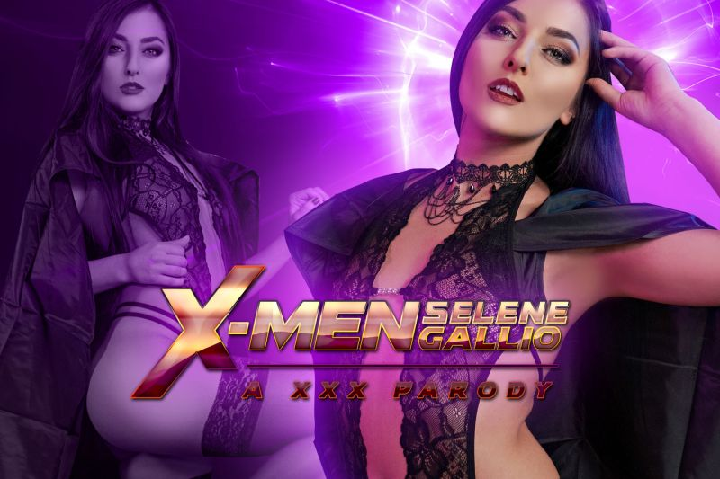 X-Men: Selene Gallio A XXX Parody feat. Katy Rose - VR Porn Video