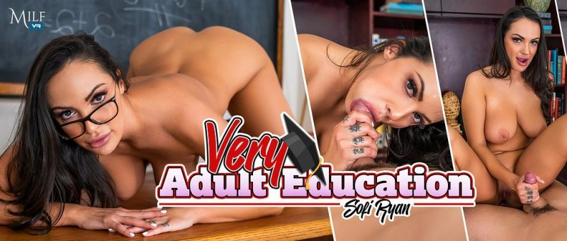 Very Adult Education feat. Sofi Ryan - VR Porn Video