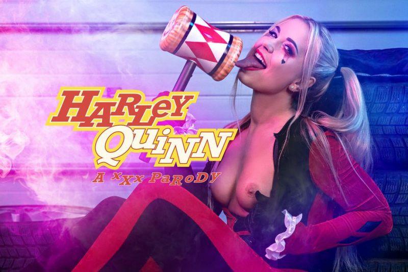 Harley Quinn A XXX Parody feat. Lola Myluv - VR Porn Video