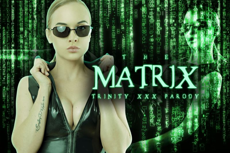The Matrix: Trinity A XXX Parody feat. Vinna Reed - VR Porn Video