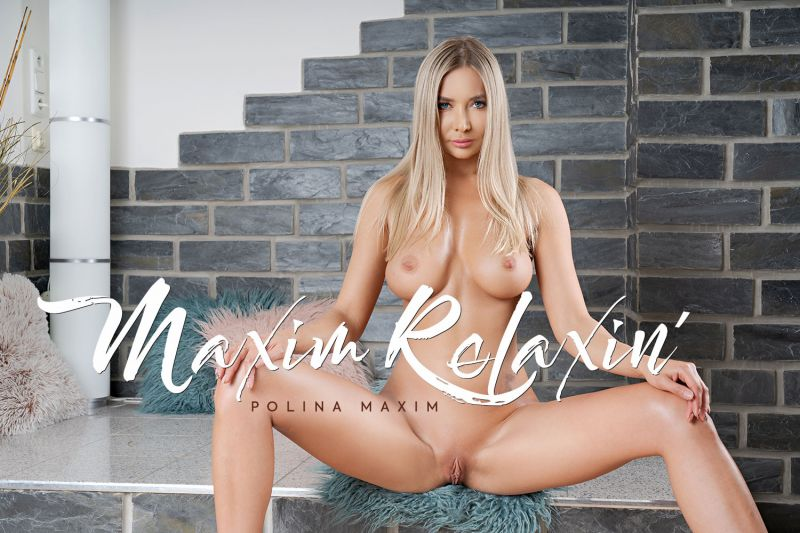 Maxim Relaxin' feat. Polina Maxim - VR Porn Video