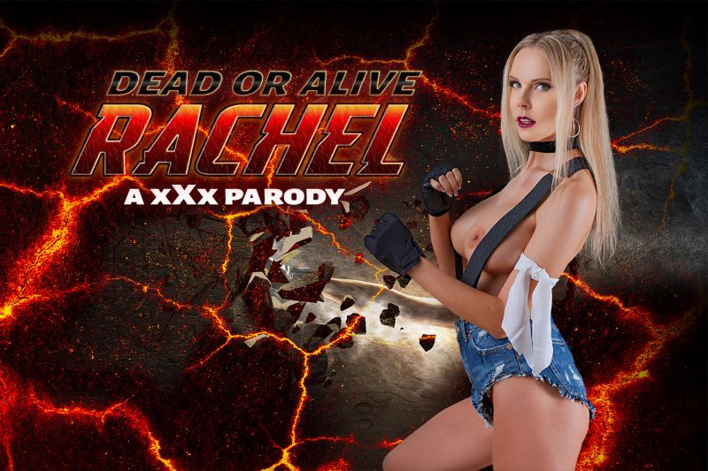 Dead or Alive: Rachel A XXX Parody feat. Florane Russell - VR Porn Video
