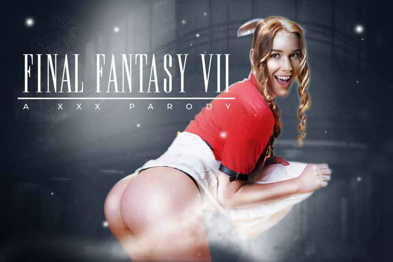 Final Fantasy: Aerith Gainsborough A XXX Parody feat. Alexis Crystal - VR Porn Video