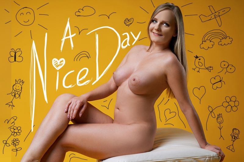 A Nice Day feat. Lucette Nice - VR Porn Video