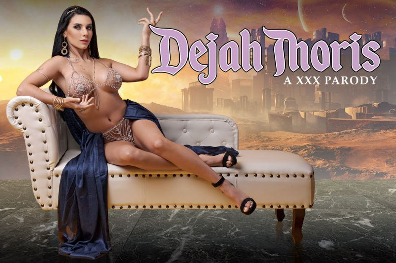 Dejah Thoris A XXX Parody feat. Nelly Kent - VR Porn Video