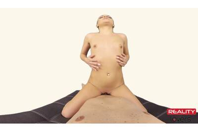 White Temptation - Eveline Dellai - VR Porn - Image 27