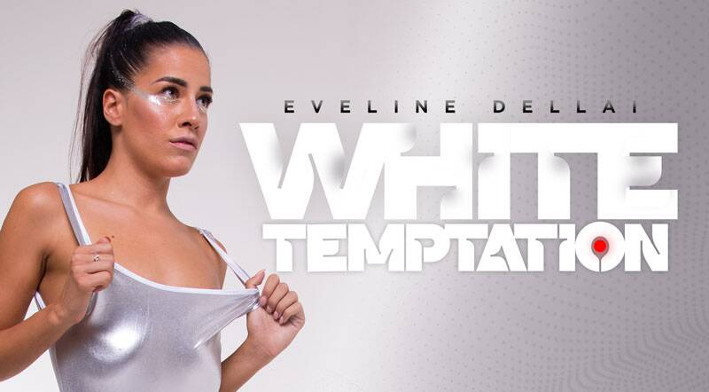 White Temptation feat. Eveline Dellai - VR Porn Video
