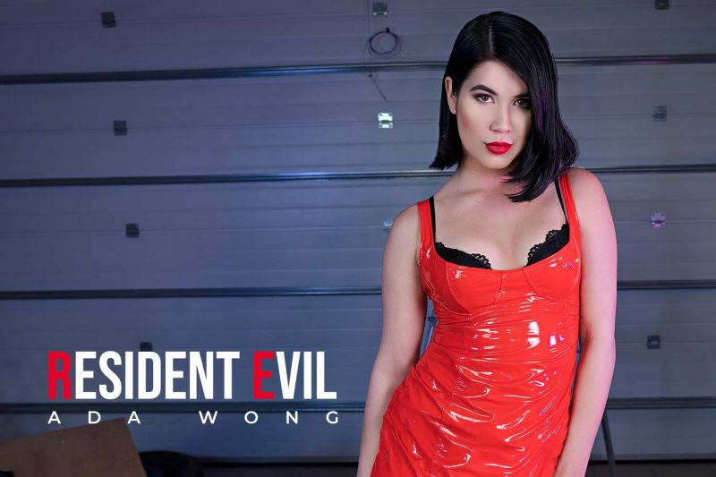 Resident Evil: Ada Wong A XXX Parody feat. Lady Dee - VR Porn Video
