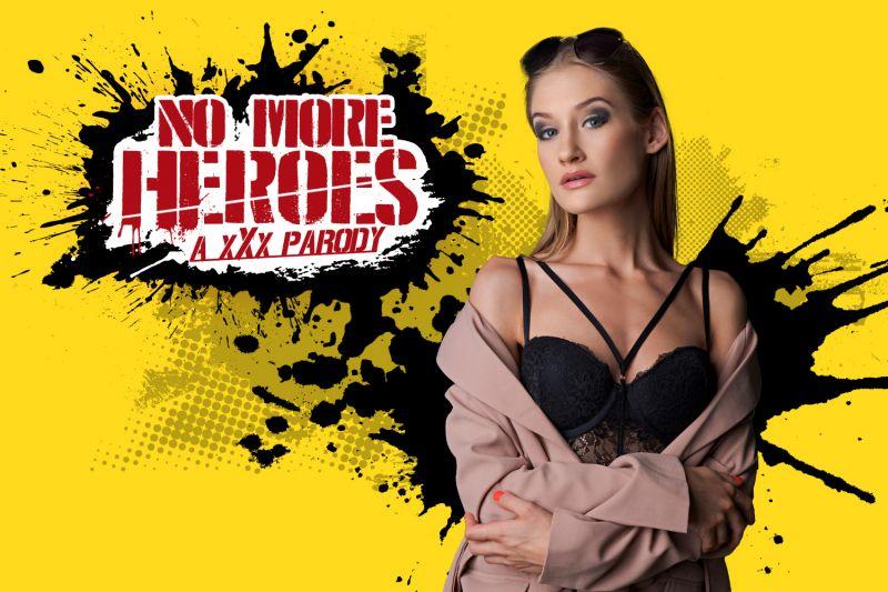 No More Heroes A XXX Parody feat. Tiffany Tatum - VR Porn Video