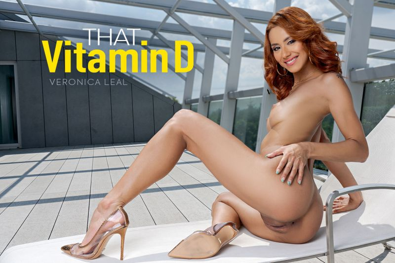 That Vitamin D feat. Veronica Leal - VR Porn Video