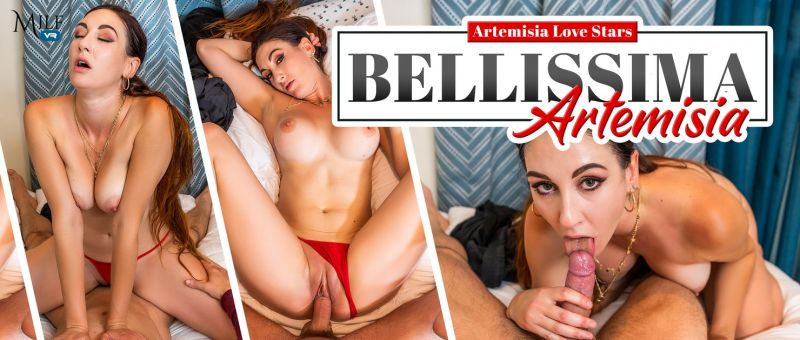 Bellissima Artemisia feat. Artemisia Love - VR Porn Video