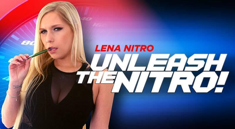 Unleash The Nitro! feat. Lena Nitro - VR Porn Video