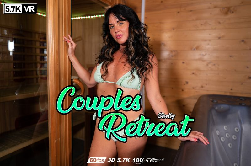 Couple's Retreat feat. Shelly - VR Porn Video