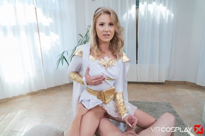 The Boys A XXX Parody - Eyla Moore - VR Porn - Image 2