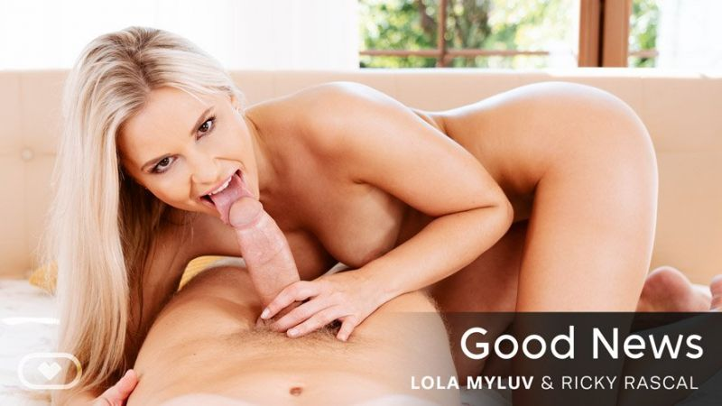 Good News feat. Lola Myluv - VR Porn Video