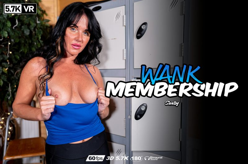 Wank Membership feat. Shelly - VR Porn Video