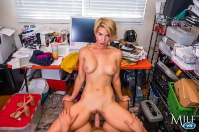 Twerking from Home - Kit Mercer - VR Porn - Image 9