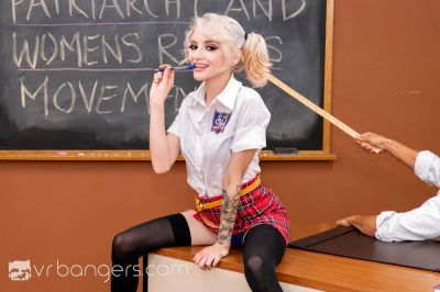 Teacher's Pet - Lola Fae - VR Porn - Image 1