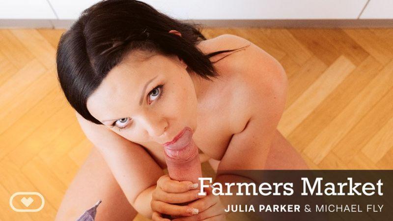 Farmers Market feat. Julia Parker, Michael Fly - VR Porn Video