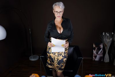 Encounter With A Lawyer - Angel Wicky - VR Porn - Image 1