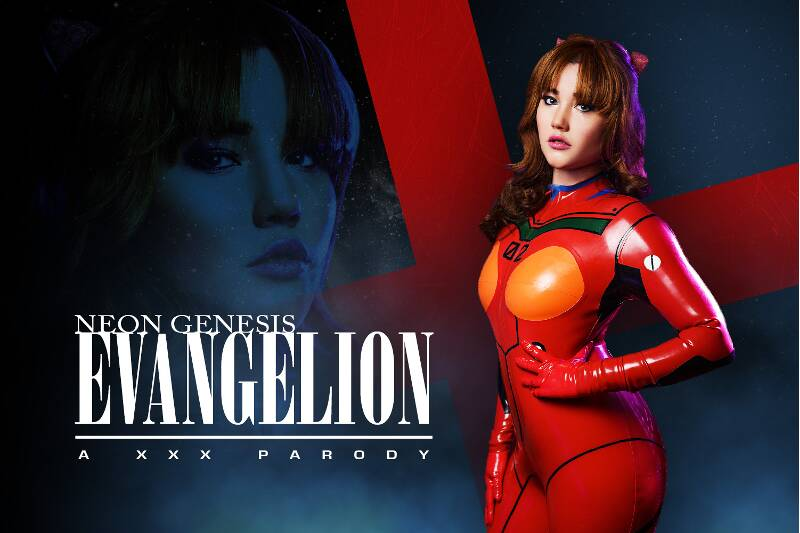 Evangelion - A XXX Parody feat. Misha Mayfair - VR Porn Video