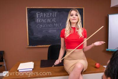 Bad Teacher - Kenna James - VR Porn - Image 3