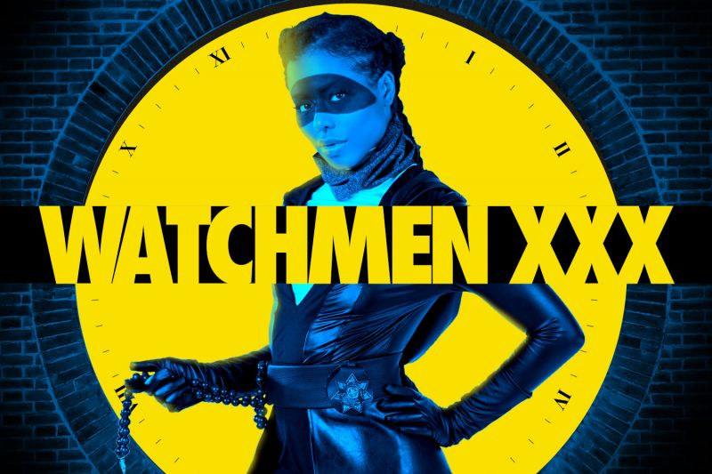 Watchmen: Sister Night A XXX Parody feat. Kira Noir - VR Porn Video