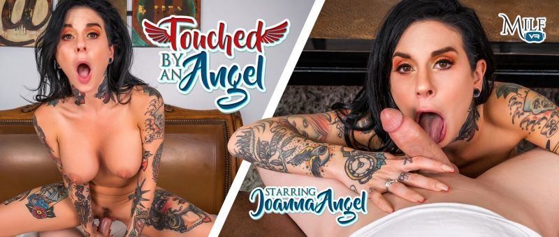 Touched By An Angel feat. Joanna Angel - VR Porn Video
