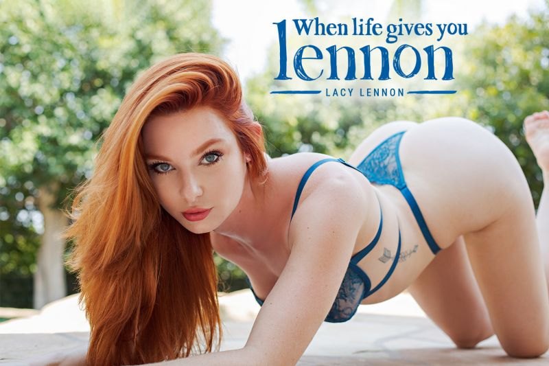 When Life Gives You Lennon feat. Lacy Lennon - VR Porn Video