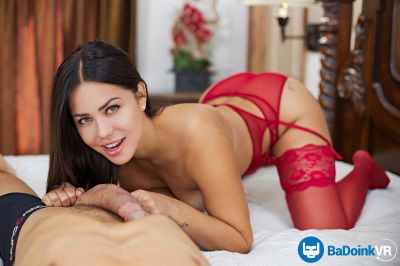 Hall Pass - Alina Lopez - VR Porn - Image 3