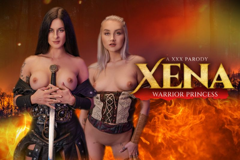 Xena Warrior Princess A XXX Parody feat. Billie Star, Marilyn Sugar - VR Porn Video