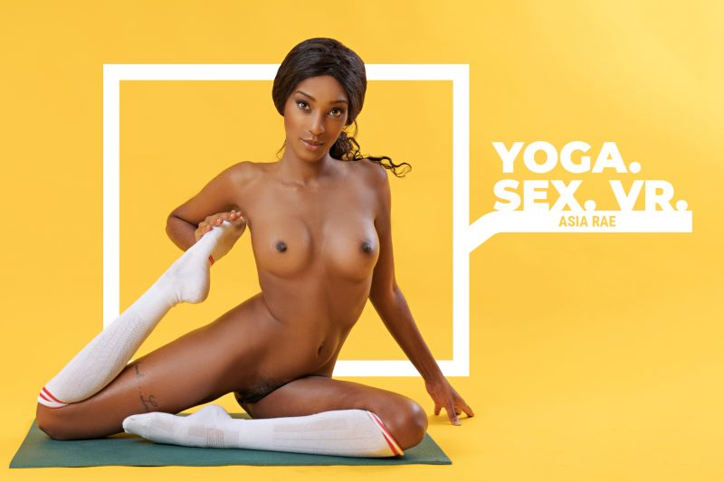 Yoga, Sex, VR. feat. Asia Rae - VR Porn Video