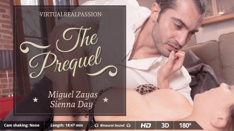 The Prequel feat. Sienna Day, Miguel Zayas - VR Porn Video