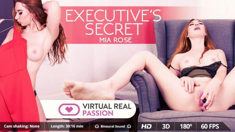 Executive's Secret feat. Mia Rose - VR Porn Video