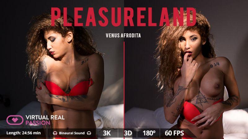Pleasureland feat. Venus Afrodita - VR Porn Video