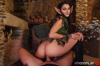 World of Warcraft A XXX Parody - Katy Rose - VR Porn - Image 3
