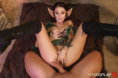 World of Warcraft A XXX Parody - Katy Rose - VR Porn - Image 9