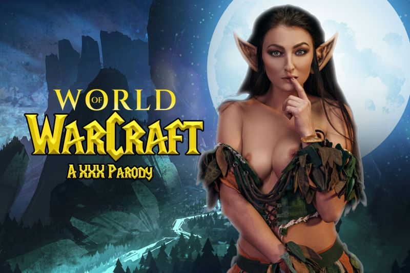 World of Warcraft A XXX Parody feat. Katy Rose - VR Porn Video