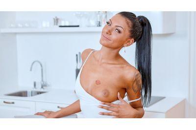 Masturbate Like You're All Alone - Adelle Sabelle - VR Porn - Image 1