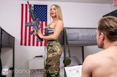 Veterans Day - Kayley Gunner - VR Porn - Image 1