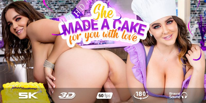 Your Birthday with Natasha Nice feat. Natasha Nice - VR Porn Video