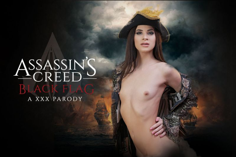 Assassin's Creed: Black Flag A XXX Parody feat. Jenny Doll - VR Porn Video