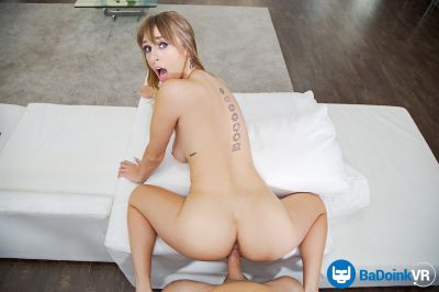 Angel's First Cream Pie - Angel Youngs - VR Porn - Image 15