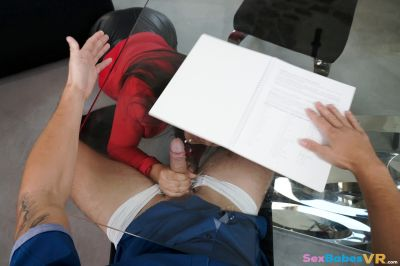 Business & Pleasure - Zuzu Sweet - VR Porn - Image 3