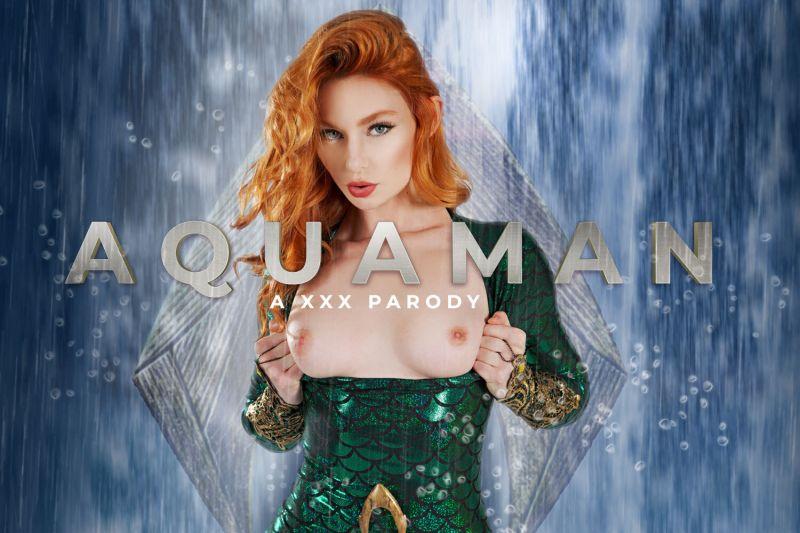 Aquaman: Mera A XXX Parody feat. Lacy Lennon - VR Porn Video