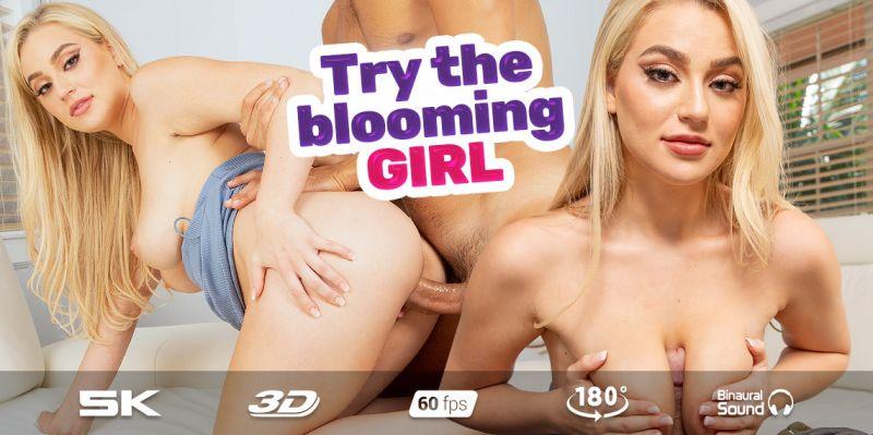 RealJamCasting: Blake Blossom feat. Blake Blossom - VR Porn Video