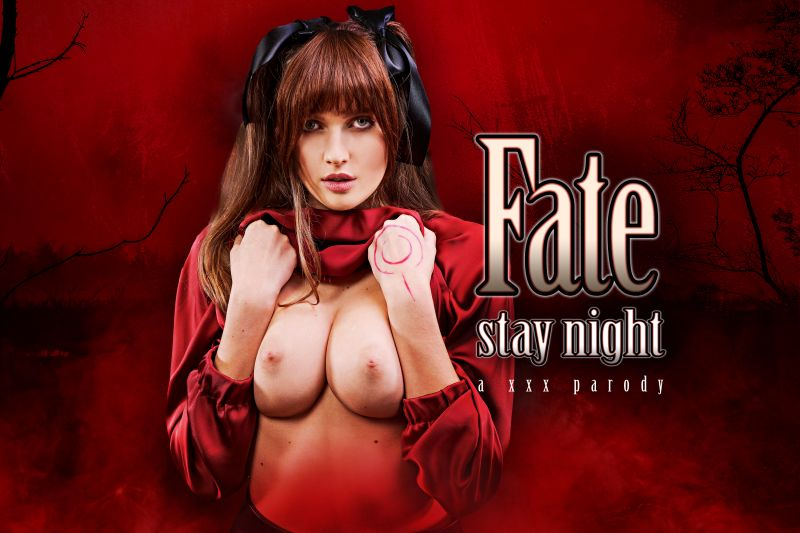 Fate Stay Night A XXX Parody feat. Stacy Cruz - VR Porn Video